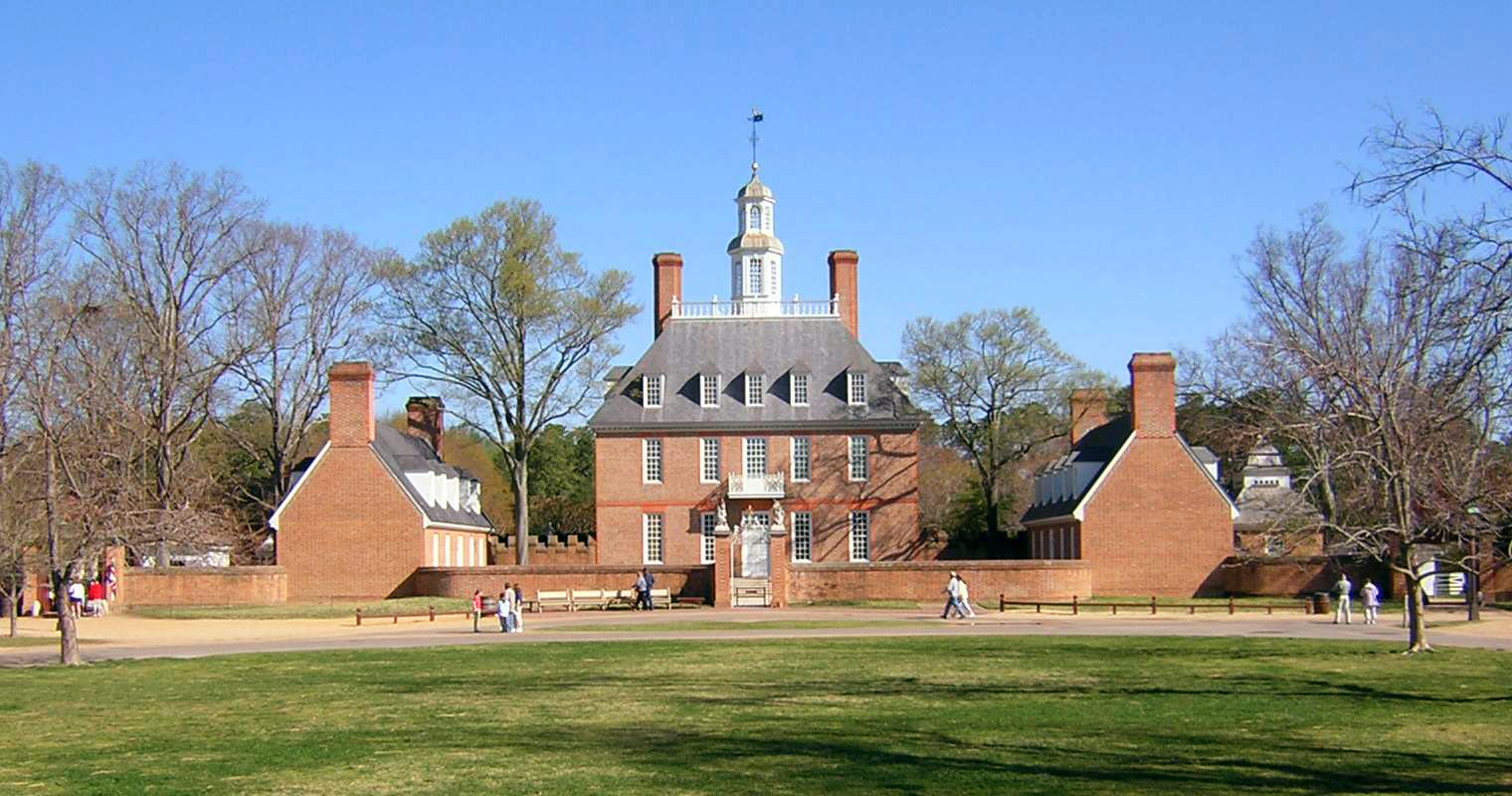 Colonial Williamsburg Tours From Washington Dc